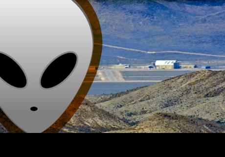 Pareja logra grabar imágenes exclusivas del Area 51 y aterran a todos