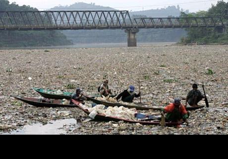 Jamás vayas a estos lugares: Son los 4 más contaminados del mundo