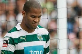 Alberto Rodríguez: Me siento en deuda con el Sporting Lisboa