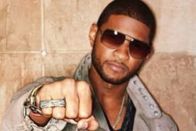 Usher consigue orden de alejamiento hacia mujer que decía ser su esposa
