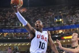 En vivo: Argentina vs Estados Unidos (97-126) - Olimpiadas Londres 2012