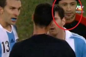 Combate: Zumba aparece al lado de Messi - Video