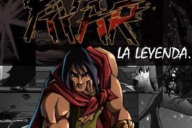 Presentan cómic sobre los Hermanos Ayar en Japón
