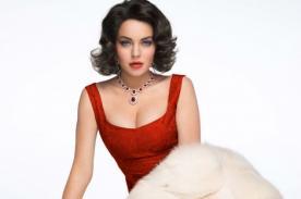 Lindsay Lohan: Elizabeth Taylor y yo tuvimos que lidiar con lo que la gente dijo