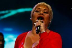 Yo Soy: Lucía de la Cruz interpretó 'Mi propiedad privada' - Video