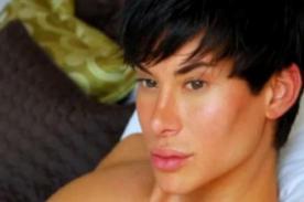Video: Hombre se sometió a 90 cirugías para ser el 'Ken humano'