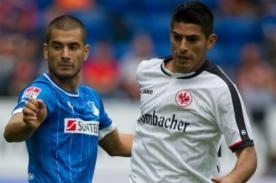 Bundesliga: Carlos Zambrano reaparece este fin de semana