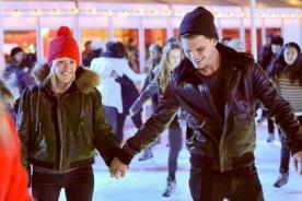 Ellie Goulding olvida a Skrillex con atractivo actor