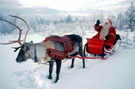 Así es la sobrenatural y agitada Navidad de Papá Noel en cifras