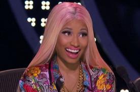 Nicki Minaj a participante de American Idol: Quiero tener bebés contigo