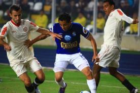 Descentralizado 2013: Sporting Cristal vs. Universitario (4-0) - En vivo por CMD