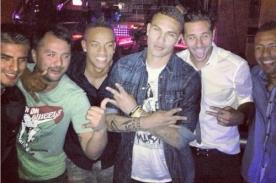 Fotos: Pizarro, Guerrero y Vargas  se divierten en cumpleaños de Carrillo