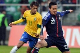 En vivo: Brasil vs Japón (3-0) minuto a minuto - Copa Confederaciones 2013