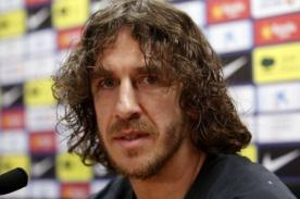 Carles Puyol avala la llegada de Gerardo Martino al Barcelona