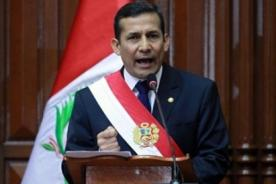 Mensaje Presidencial 2013: Críticas en Twitter a Ollanta Humala tras discurso
