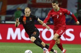 Video de Goles: Portugal vs Holanda (1-1) - Amistoso Internacional