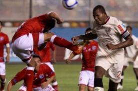 U vs Cienciano en vivo por Gol TV hoy 3:30 p.m. - Descentralizado 2013