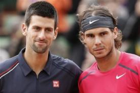 Rafael Nadal y Novak Djokovic protagonizarán la final del US Open