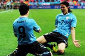 Edinson Cavani: Luis Suárez sueña y espera llegar al Real Madrid