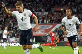 Steven Gerrard responde a las críticas en Inglaterra por falta de compromiso