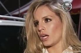Alejandra Baigorria confiesa que no escribió su libro - Video