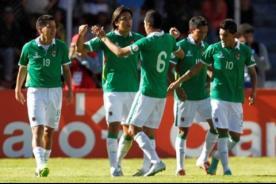 Esta sería la alineación de Bolivia para enfrentar a la selección peruana