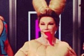 Joan Rivers se disfraza de Miley Cyrus para Halloween - Fotos