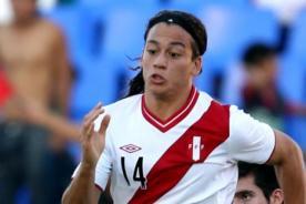 Cristian Benavente sería convocado para amistoso ante Selección Vasca
