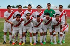 Sudamericano Sub 15: Perú vs Colombia (1-0) minuto a minuto - Final en vivo