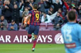 Video de goles: Barcelona vs Elche (4-0) – Liga BBVA