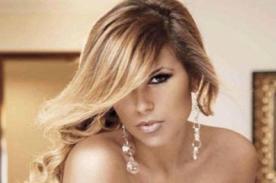Alejandra de la Fuente, hija de Laura Bozzo, muestra todo en sexys fotos para Caretas