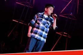 La Voz Kids: Niño sorprende al cantar clásico de 'The Jackson Five' - Video