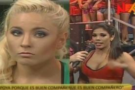 Combate: Karen Dejo y Yamila Piñero se dijeron de todo en vivo - Video