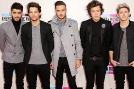 One Direction gana nuevo premio por éxito en ventas durante el 2013