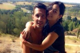 Larissa Riquelme y su novio Jonathan Fabbro fueron víctimas de violento asalto