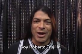 Metallica: Robert Trujillo invita a los fanáticos al concierto - VIDEO