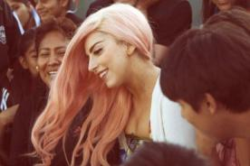 Lady Gaga celebra su cumpleaños rodeada del amor de sus little monsters