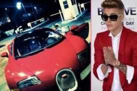 Rapero Birdman le regala a Justin Bieber auto de 2 millones de dólares