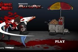 Friv: Vive una invasión de muertos vivientes con juego Friv de Zombies