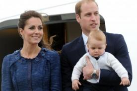 Kate Middleton: ¡El principe George está gordo!