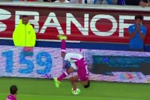 Sorpréndete con el extremo saque lateral en el fútbol mexicano-VIDEO