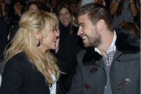 Gerard Piqué no podrá tener sexo con Shakira hasta que termine Mundial