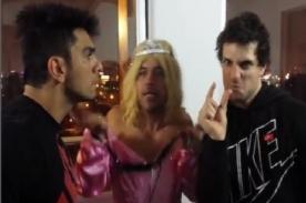 EEG: Nicola Porcella tilda de 'manicero' a Rafael Cardozo [VIDEO]