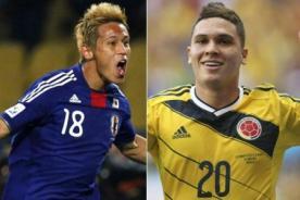 Minuto a minuto Japón vs Colombia (1-4) - Mundial Brasil 2014 - ATV En Vivo