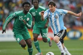 Partidos Mundial Brasil 2014: Alineaciones Argentina vs Nigeria – 25 de Junio