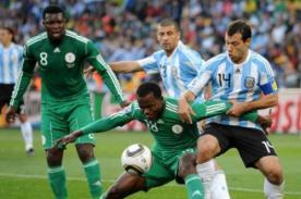 ATV En vivo: Argentina vs Nigeria - Mundial Brasil 2014 (Hora peruana)