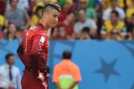 Copa del Mundo 2014: La 'maldición' de Cristiano Ronaldo