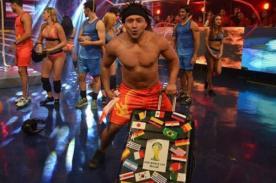 Combate: Zumba vuelve de Brasil