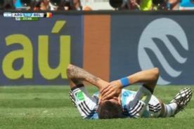 Confirmado: Di Maria lesionado le dice adiós al Mundial Brasil 2014