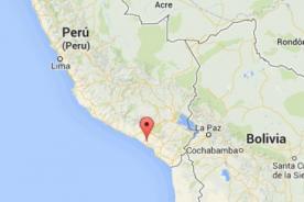 Temblor en Arequipa: Sismo de 5.3 grados alarmó a pobladores